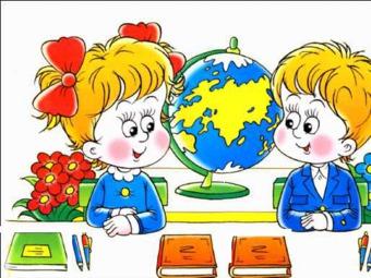 сайт учителя начальных классов – Правила для ученика начальной школы.