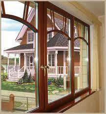 Дерево-алюминиевые окна - что они из себя представляют.